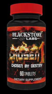 BLACKSTONE LABS - CHOSEN 1