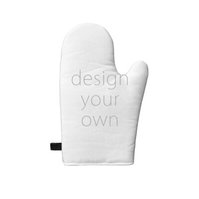 客製 滿版 印花 廚藝 隔熱 手套 Kitchen Insulation Gloves