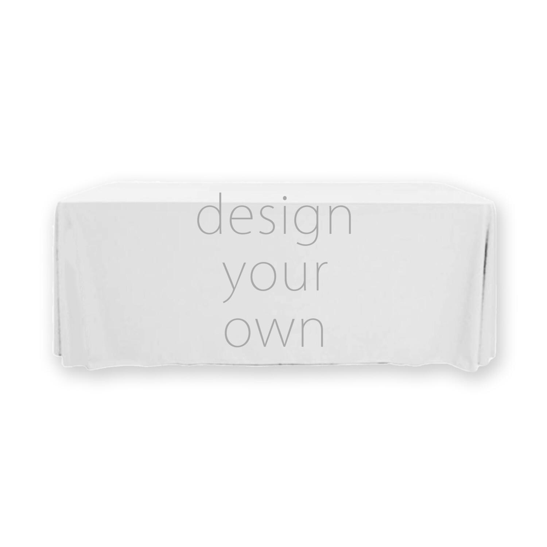 客製 滿版 印花 立體 IBM桌 桌布 3D tablecloth