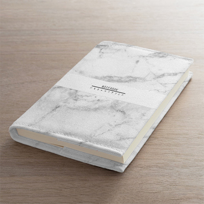 [Marble] W-F®布書衣筆記本