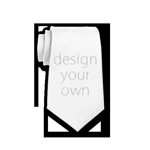 客製 滿版 印花 領帶 Neck tie