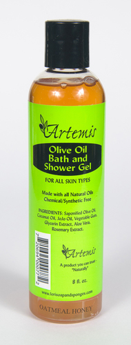 8 oz. Shower Gel