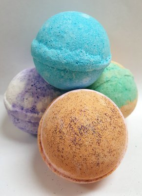 Fizz Bath Balls