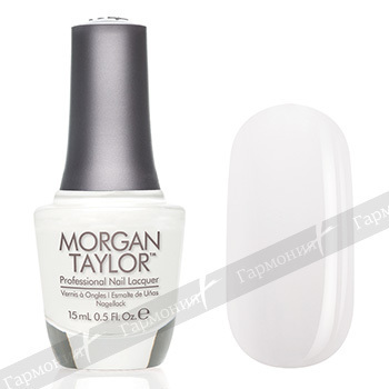 Morgan Taylor - All White Now 50000
