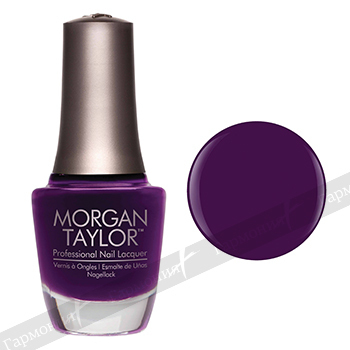 Morgan Taylor - Plum Tuckered Out 50184