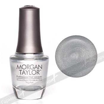 Morgan Taylor - Oh Snap, It's Silver 50118