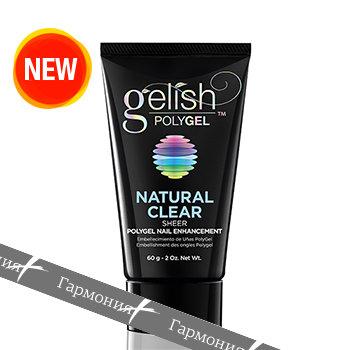 GELISH PolyGel Natural Clear 1712001