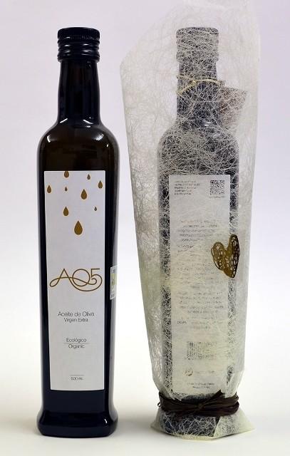 AQ5 Tastes 250 ml (Aceite de Oliva Virgen Extra Ecológico)