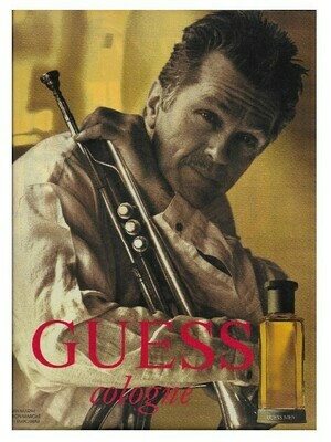 Skerritt, Tom / Guess (Cologne) | Magazine Ad | March 1992