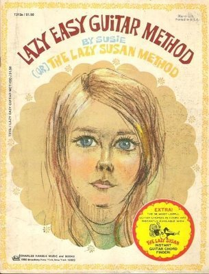 Lazy Easy Guitar Method / The Lazy Suzan Method | Song Book (1969)