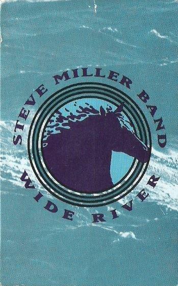 Miller, Steve (Band) / Wide River / Polydor (Sailor) 859 194-4 | Cassette Single (1993)