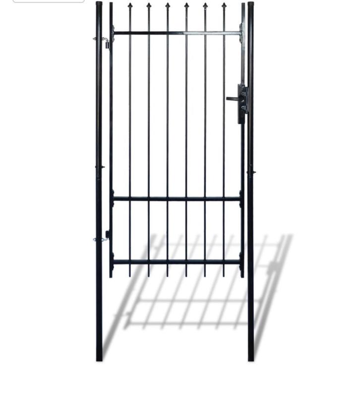 Puertas metalicas lanzas !!! Envios toda España