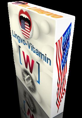 Лингвовитамин W(в сочетании с различными звуками)