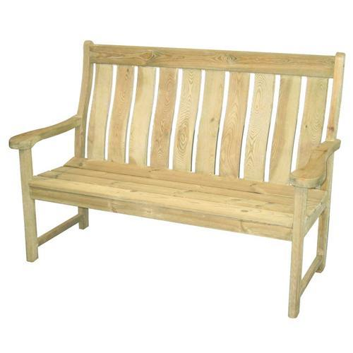 Pine Farmers Bench 5ft (309)