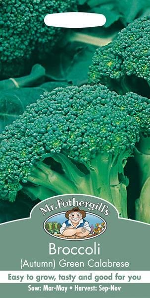 Broccoli (Calabrese) Green Calabrese Seeds