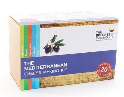The Mediterranean Cheese Making Kit