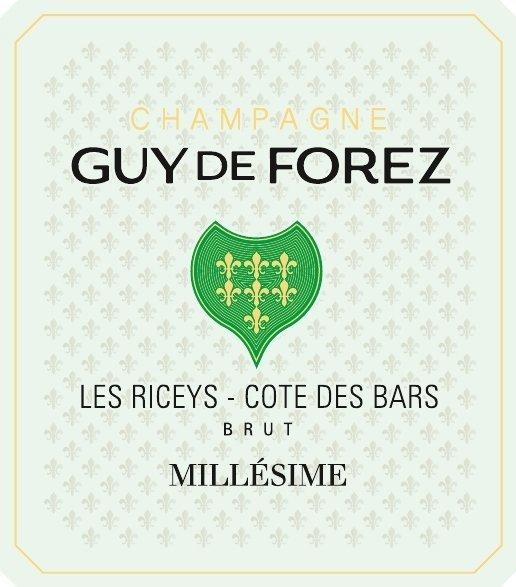 Champagne Millésimé 2014