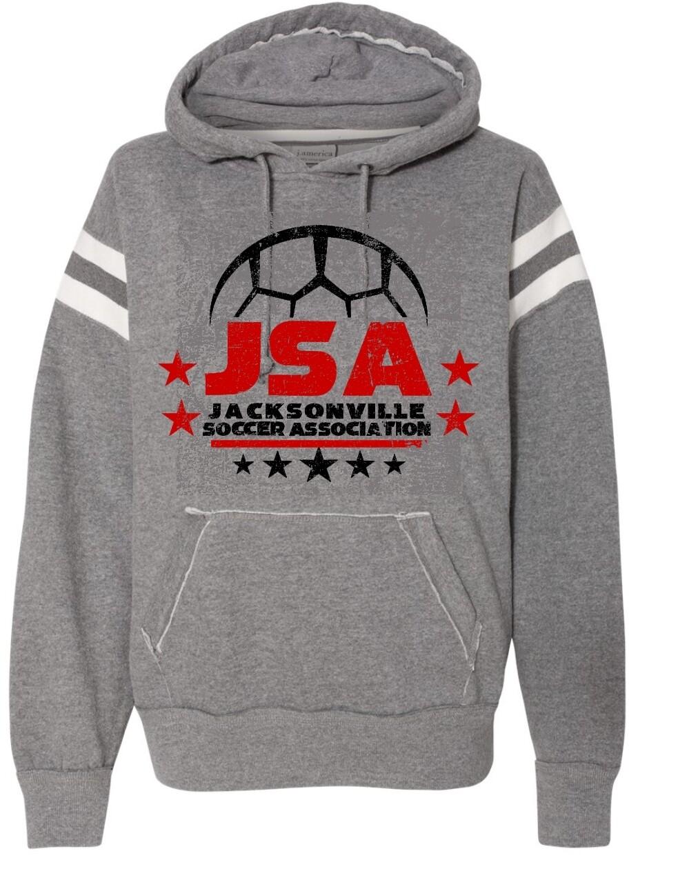 JSA-8847 ADULT HOODIE