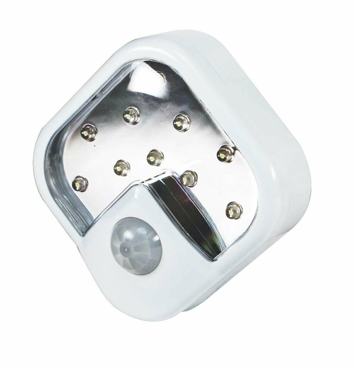 Lumiere avec Detecteur de Mouvement (Batteries Non-Inclus) - Light Motion Detector
