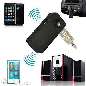 Bluetooth Adapter Receiver Car Audio & Phone Call - USB Power, 3.5 mm Djack