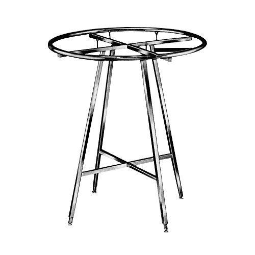 """Rack Rond pour Vetements - DEJA UTILISE - Hauteur Ajustable - Large 36"""" Diametre - ShopEasy"""