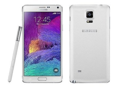 SAMSUNG GALAXY Note 4 - 32 GB Unlocked + Pochette + Screen Protector GRATUITE!