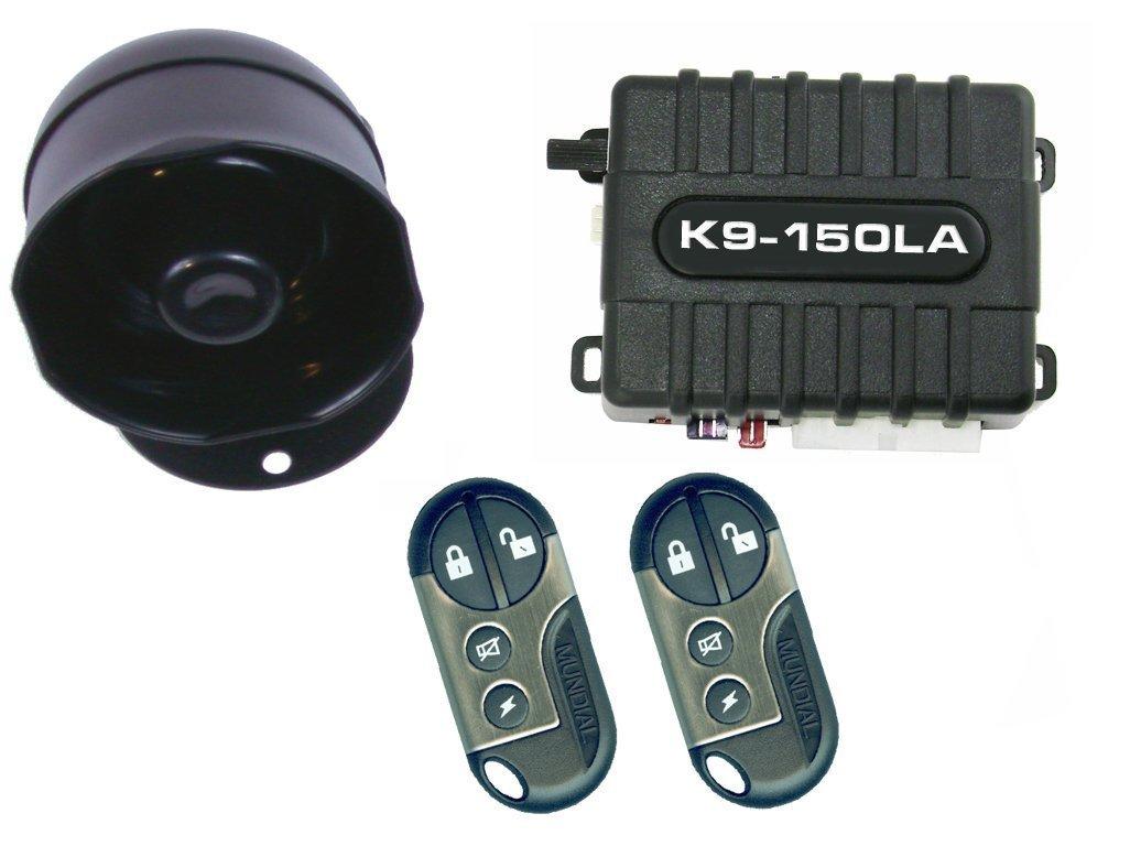 Alarme K9 pour Voiture (2 Telecommandes/ Remotes) Car Alarm