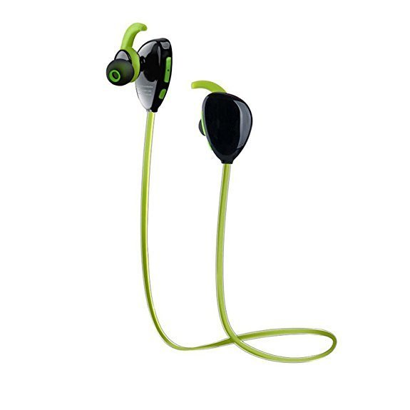 EZSOAR X13 ECOUTEUR Wireless Headset, Wireless Stereo Sweatproof Bluetooth Earphone with Mic for Sports/ Running, Support iPhone iPad Android
