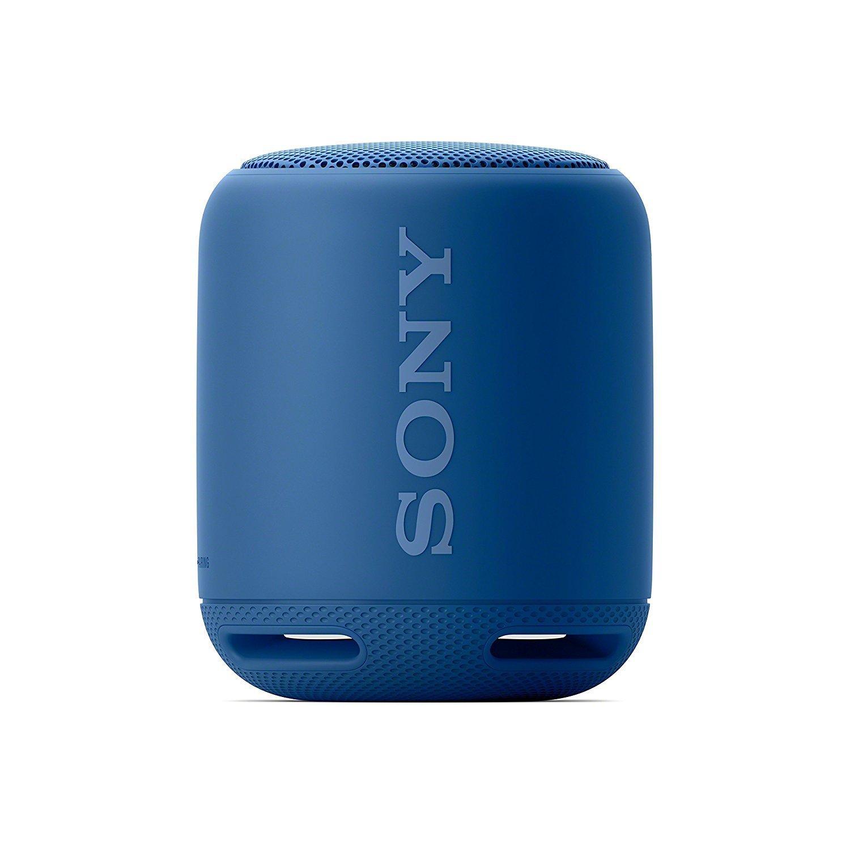 Sony XB10 Portable Wireless Speaker Waterproof with Bluetooth, BLUE