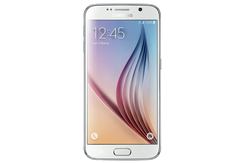 Samsung Galaxy S6 G920F UNLOCKED Phone - WHITE PEARL (PRECOMMANDEZ 50% DOWN)