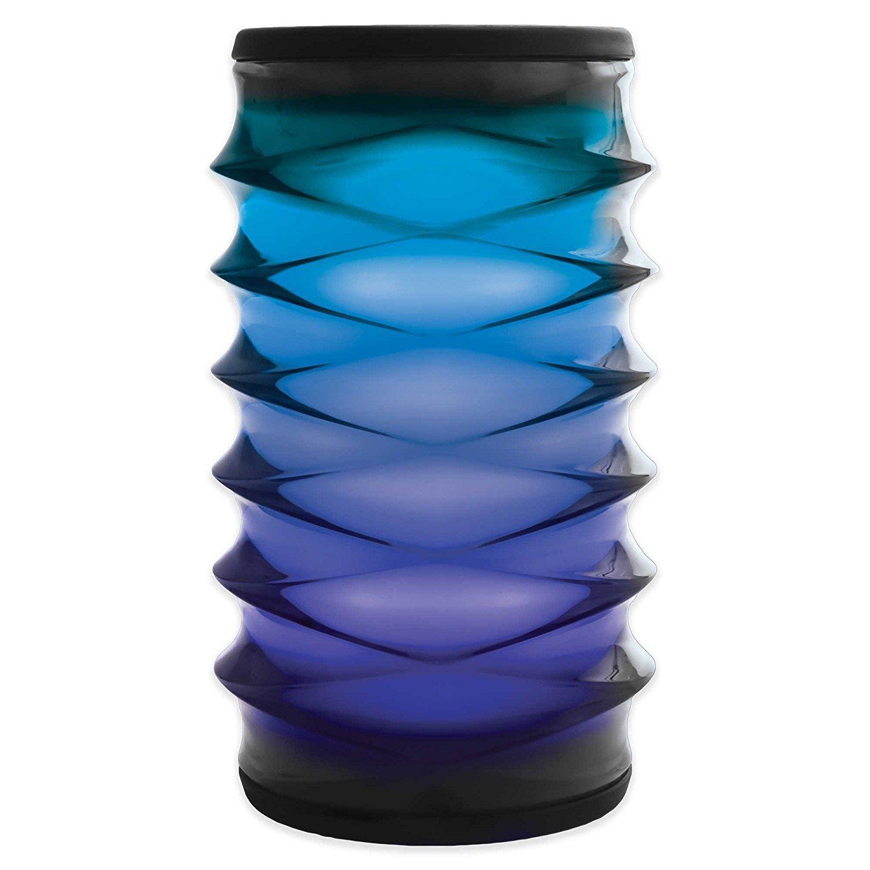 """iHome Color Changing Bluetooth Rechargeable Speaker System 9"""" (UN DES MEILLEURS HAUT-PARLEURS AUX MEILLEURS PRIX) - iBT76B"""