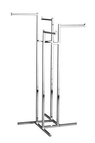 Rack 4 Bras DEJA UTILISE - A l'ETAT NEUF -- Heavy Duty - Ajustable - Solide et Durable - ShopEasy