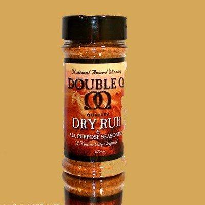 Dry Rub - 6 oz Shaker (6 Pack)