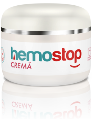 Crema HemoStop pentru Hemoroizi / Fisura Anala