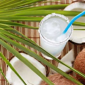 Creamy Coconut fragrance candles