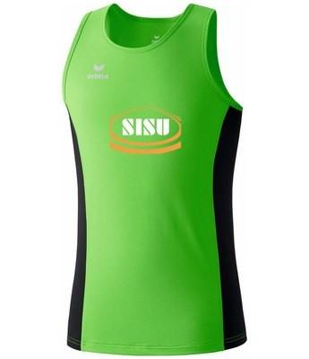 SISU Singlet Groen
