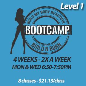 CLASS FULL! Wed, Jul 3 to Mon, July 29 (4 weeks - 2x a week - 8 classes + 1 bonus class)