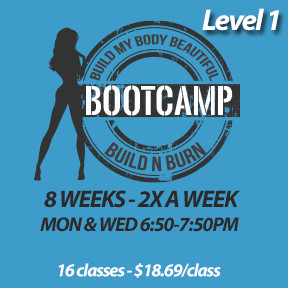 Mon, Sep 9 to Wed, Oct 30* (8 weeks - 2x a week - 16 classes)