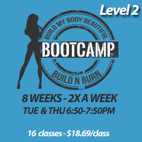 Tue, Apr 6 to Thu, May 28 (8 weeks - 2x a week - 16 classes)