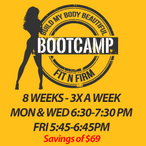 CLASS FULL! Mon, Nov 4 to Fri, Dec 20 (7 weeks - 3x a week - 21 classes - holiday schedule)