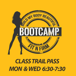Fit & Firm Advanced Class Trail (one class - new clients only)