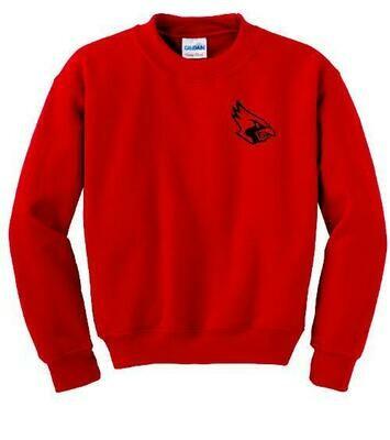 Little Flower Catholic School PE Sweatshirt NEW FOR 2019/20
