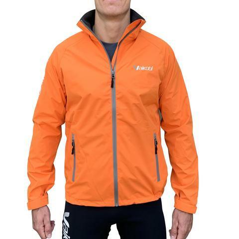VAIKOBI Lightweight Jacket-Fluro Orange 00236