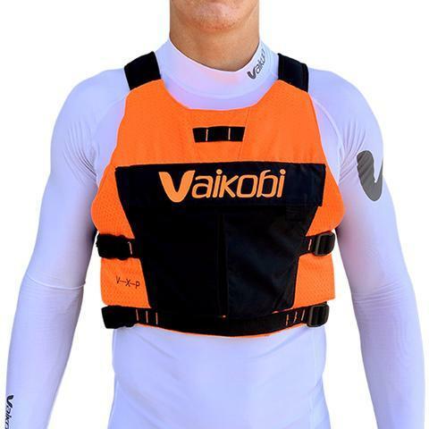 Vaikobi VXP Race PFD - Fluro Orange/Black 00240