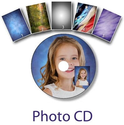 Photo CD Package Fall