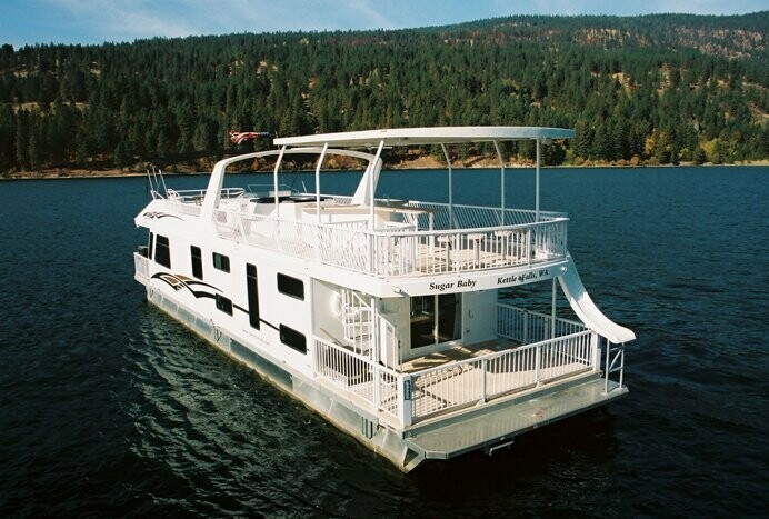 Elite Houseboat 8/31 - 9/6, 2020