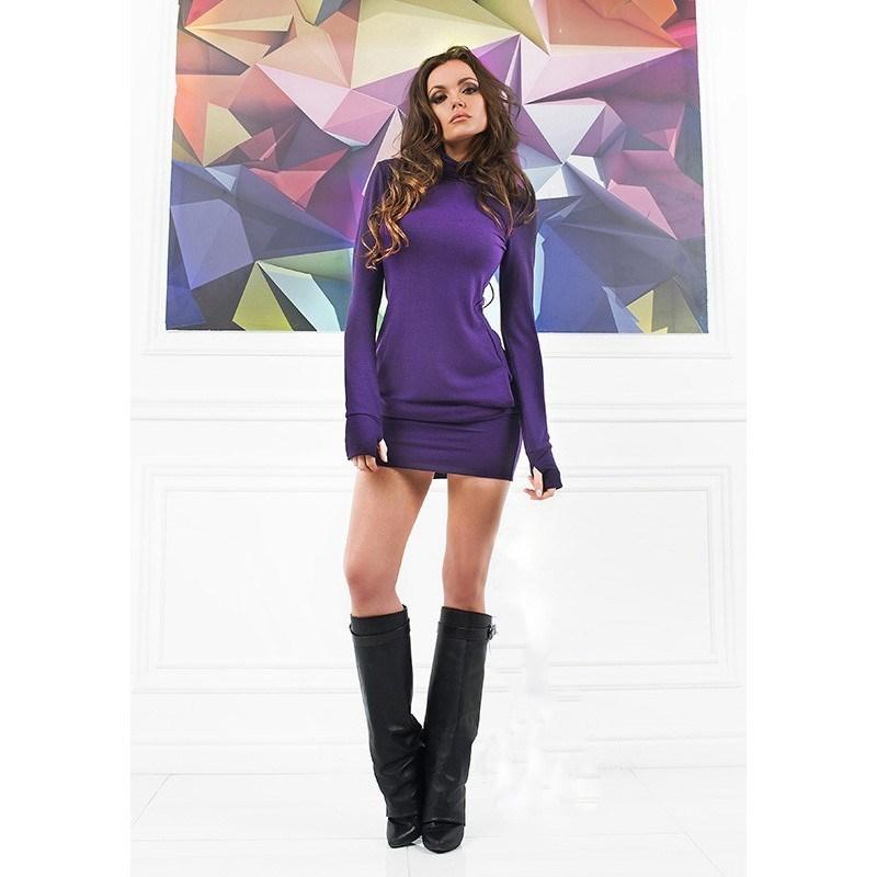 women warm dress winter clothes