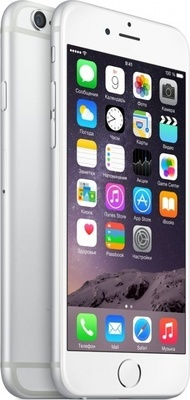 Apple iPhone 6 16GB (silver)