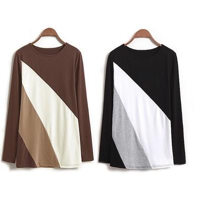 New Autumn Women Long Sleeve Cotton Blouses Shirts