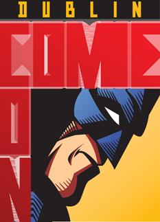 Dublin Comic Con Store
